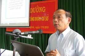 Đắk Nông: LĐLĐ thị xã Gia Nghĩa tổ chức bồi dưỡng nghiệp vụ cho cán bộ công đoàn