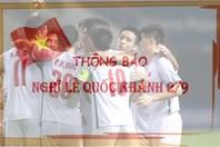 Cuộc đối đầu giữa tuyển Việt Nam vs Nhật Bản, Lịch nghỉ lễ Quốc khánh được tìm đọc nhiều nhất ngày