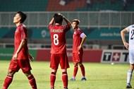 U23 Thái Lan bị loại, lỡ cơ hội đối đầu U23 Việt Nam