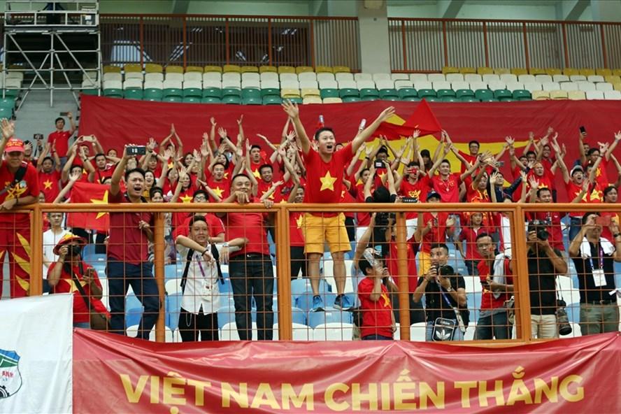 Khán giả sẽ được theo dõi trực tiếp U23 Việt Nam trên truyền hình. Ảnh: Đ.Đ