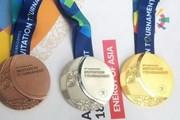 """Cập nhật bảng tổng sắp huy chương ASIAD ngày 24.8: """"Bội thu"""" huy chương nhưng đoàn Việt Nam vẫn tụt hạng"""