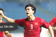 Công Phượng: Tiền đạo quan trọng bậc nhất của U23 Việt Nam tại ASIAD 2018