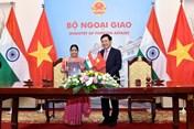 Việt Nam - Ấn Độ nhất trí tiếp tục hợp tác lâu dài về dầu khí