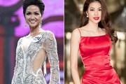 Video loạt người đẹp Việt tại Miss Universe qua các năm