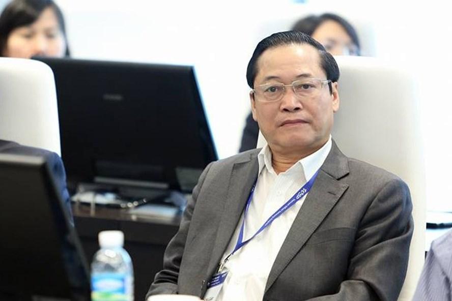 PGS.TS Nguyễn Hoàng Giáp cho rằng, không cần thiết mở ngành đào tạo sau đại học về phòng, chống tham nhũng Ảnh: PV