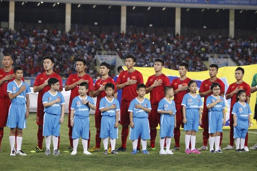 U23 Việt Nam sẽ sử dụng đội hình mạnh nhất? Ảnh: Đ.H