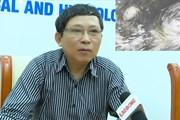 Dự báo tâm bão Mangkhut đi xuyên qua sát thủ đô Hà Nội