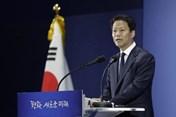 """""""Thái tử"""" Samsung và dàn doanh nhân máu mặt tháp tùng Tổng thống Moon Jae-in đi Triều Tiên"""