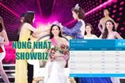 Nóng nhất showbiz: Lộ bảng điểm xấu của tân hoa hậu Trần Tiểu Vy, con gái MC Quyền Linh xinh đẹp phát sốt