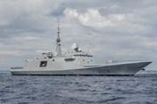 Nóng: Nga phát hiện tàu chiến Pháp nã tên lửa vào Syria
