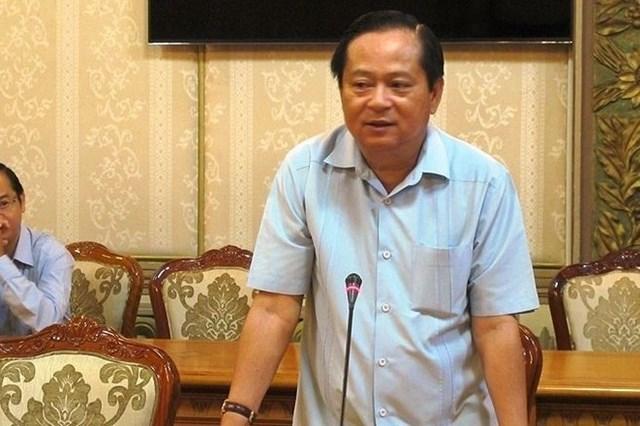 Nóng: Khởi tố nguyên Phó Chủ tịch Ủy ban nhân dân TP Hồ Chí Minh