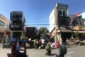 An Giang: Cháy 5 căn nhà trong ngày lễ 2.9