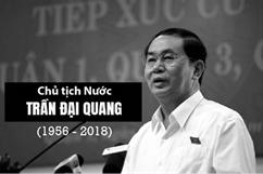 Infographic: Chân dung con người và sự nghiệp của Chủ tịch Nước Trần Đại Quang