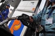 Giá xăng lại tăng
