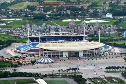 Khu Liên hợp Thể thao Quốc gia Mỹ Đình đang nợ hàng chục tỉ đồng tiền thuế
