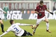 AC Milan ngậm ngùi bị gỡ hòa phút cuối trước Atalanta