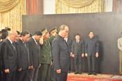 Lãnh đạo TP. Hồ Chí Minh viếng Chủ tịch Nước Trần Đại Quang tại Hội trường Thống Nhất