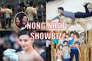 """Nóng nhất showbiz: Dàn sao Việt đua nhau tham gia trào lưu """"ngã sấp mặt"""", Phạm Băng Băng vô tội"""