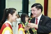 Đại học Công đoàn phải vươn lên tốp đầu đại học Việt Nam