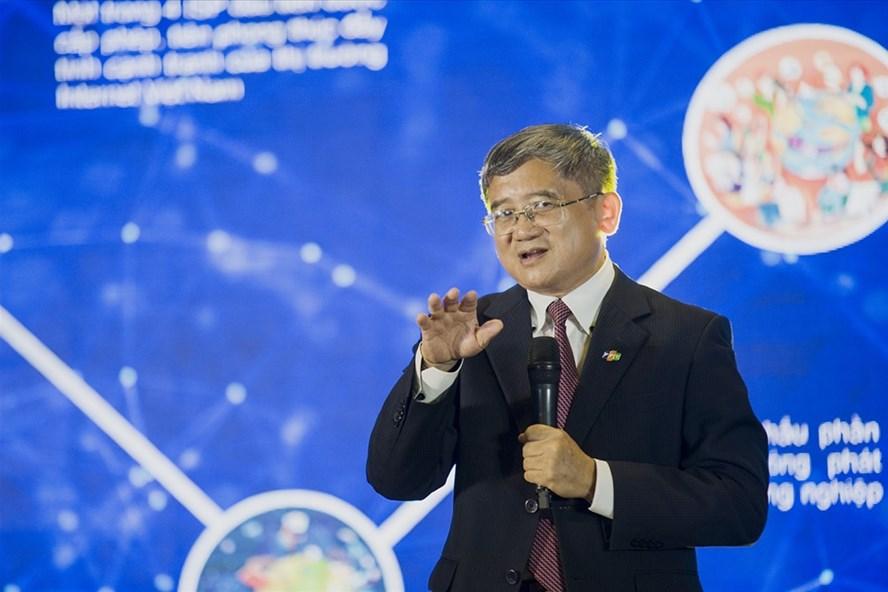 Ông Bùi Quang Ngọc - Tổng Giám đốc FPT.