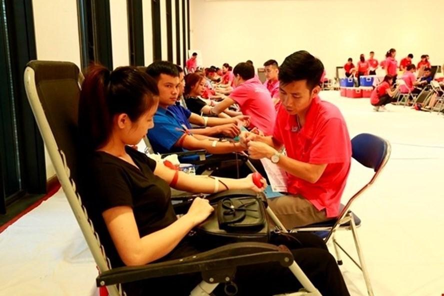 Phong trào hiến máu đã có sự thay đổi trong suy nghĩ và hành động của mỗi người