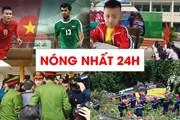 Nóng nhất 24h: Việt Nam thua Iraq dù đã dẫn trước 2 bàn