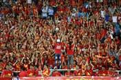 Hôm nay, VFF mở bán vé online  trận Việt Nam - UAE
