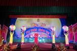 Tưng bừng khai mạc Hội thi Cán bộ  nữ công giỏi tỉnh Bắc Giang