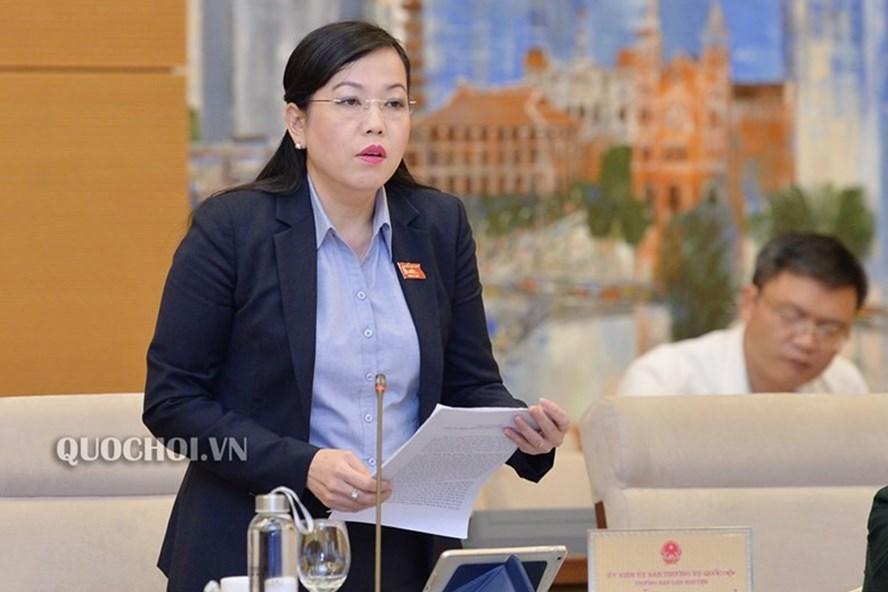 Trưởng Ban Dân nguyện Nguyễn Thanh Hải. Ảnh Quochoi.vn