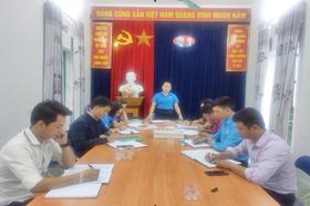 Công đoàn tham gia xây dựng và thực hiện quy chế dân chủ ở cơ sở