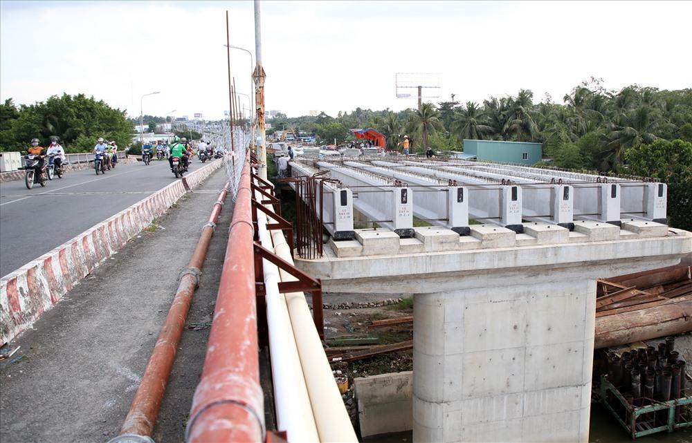 Công trình này được kỳ vọng sẽ tháo gỡ nút thắt giao thông, góp phần tạo sự phát triển kinh tế địa phương.