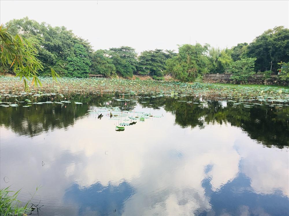 Hồ Tình Tâm được xem là một thành tựu nghệ thuật kiến trúc, cảnh quan tiêu biểu của Việt Nam ở thế kỉ 19.