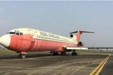 Boeing 727-200 bị bỏ quên và ước mơ trải nghiệm máy bay của các cụ