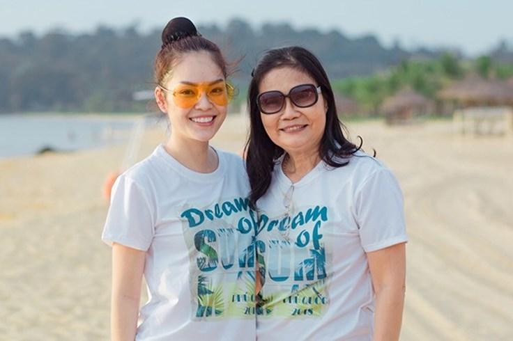 Dương Cẩm Lynh chia sẻ xúc động về mẹ trong ngày 20/10