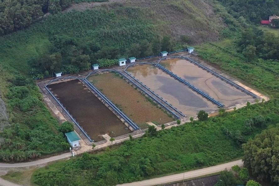 Công bố mới nhất của Sở Y tế Hà Nội ngày 20.10 về kết quả xét nghiệm chất lượng nước sông Đà cho thấy, các mẫu xét nghiệm đều cho kết quả ở ngưỡng an toàn. Ảnh: Tô Thế