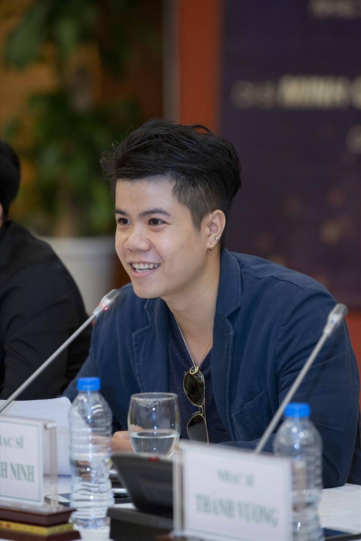 Ca sĩ, nhạc sĩ Đinh Mạnh Ninh từng ghi dấu ấn trong lòng người yêu nhạc với nhiều ca khúc hay. Ảnh: NVCC