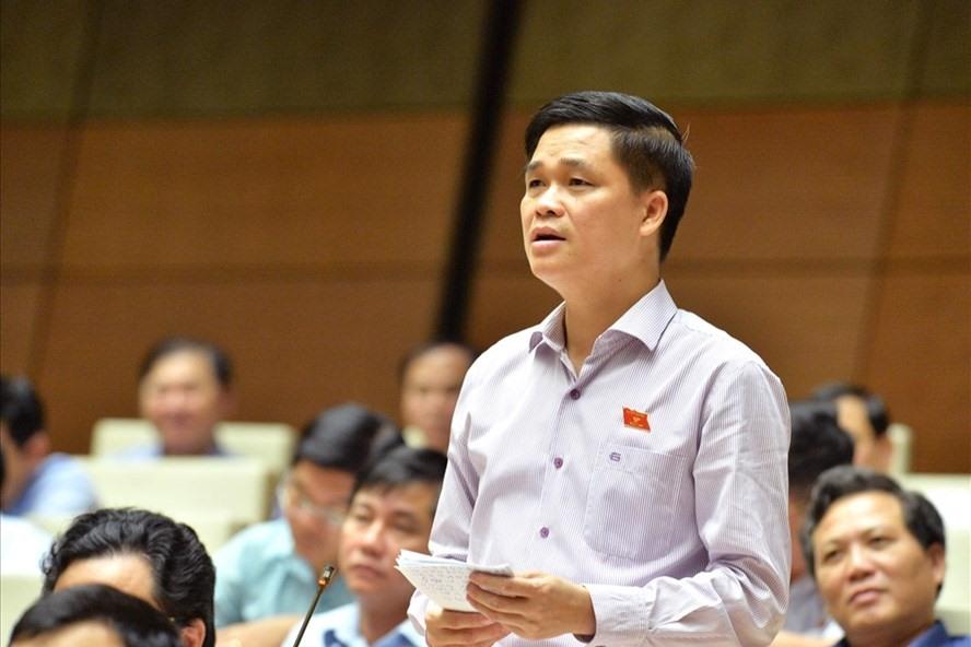 Đại biểu Ngọ Duy Hiểu góp ý về dự án Luật sửa đổi, bổ sung một số điều của Luật Tổ chức Chính phủ và Luật Tổ chức chính quyền địa phương.