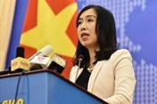 Bộ Ngoại giao: Tàu Hải Dương 8 của Trung Quốc rút khỏi vùng biển Việt Nam