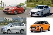 Một số mẫu xe cũ đáng mua trong tầm giá 500 triệu
