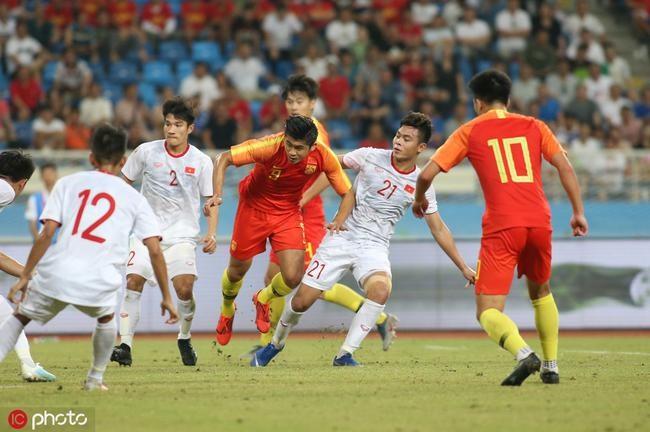 U22 Việt Nam có nhiều trận giao hữu chất lượng trước khi đến với hành trình chinh phục tấm huy chương vàng SEA Games 30. Ảnh: Sina