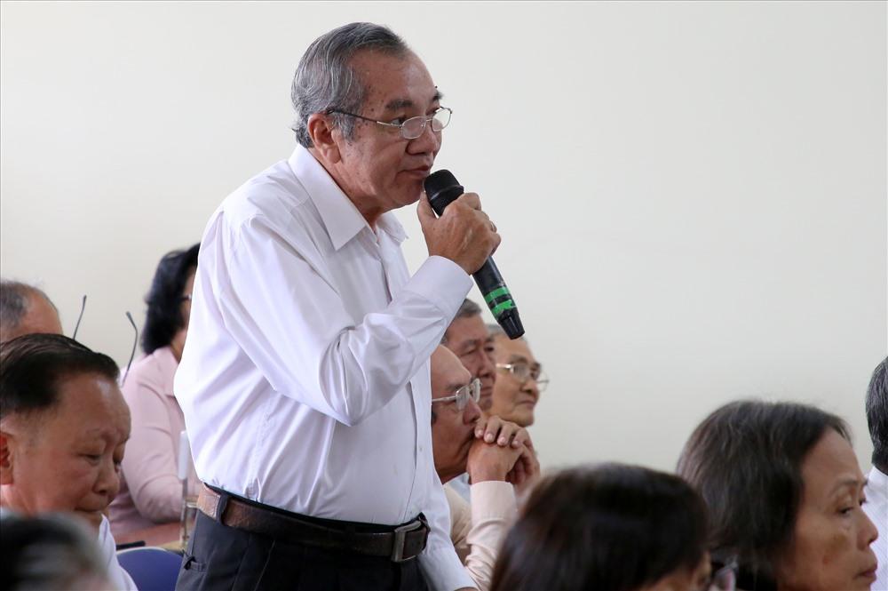Nhiều vấn đề được các cử tri kiến nghị đến Chủ tịch Quốc hội