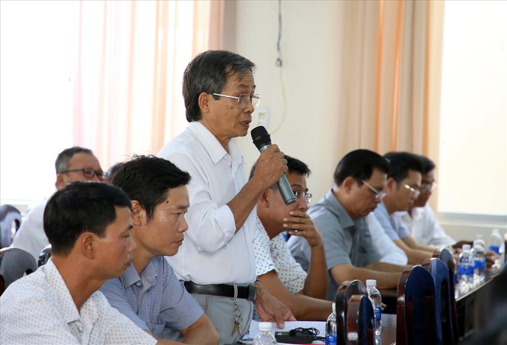 Cử tri Đoàn Hòa Minh nêu bức xúc về việc hàng trăm hộ dân bị doanh nghiệp cầm sổ đỏ