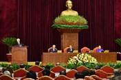 Tổng Bí thư, Chủ tịch Nước phát biểu khai mạc Hội nghị Trung ương 11