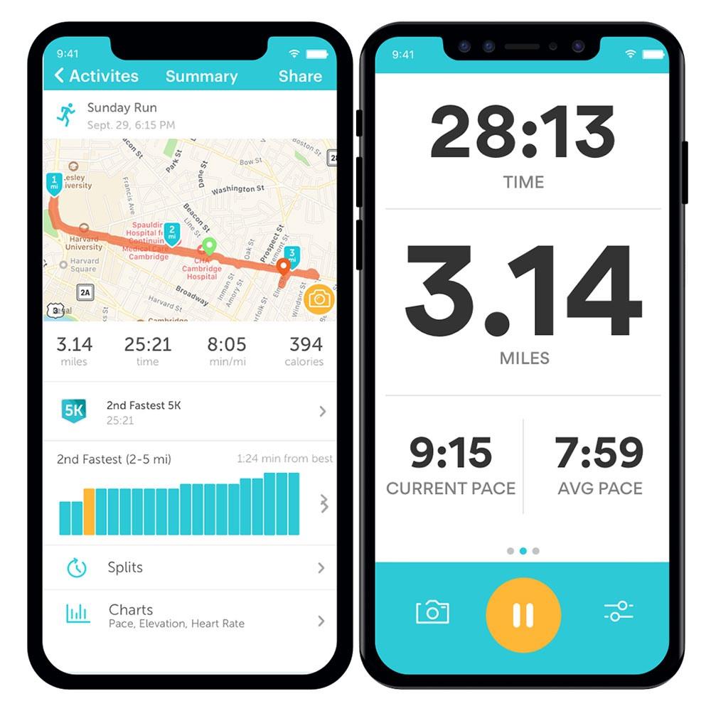 Ứng dụng chạy bộ Runkeeper
