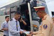 Bộ Công an đề xuất người dân được ghi âm, ghi hình cảnh sát giao thông