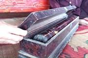 12 sắc phong cổ của các đời vua trong ngôi đình làng ở Thanh Hóa