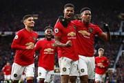 Vừa hay vừa may, Man United thắng nhẹ nhàng Brighton tại Old Trafford