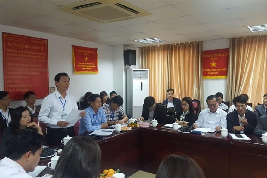 Ông Hà Văn Thắng- Giám đốc Sở Văn hóa Thể thao và Du lịch tỉnh Lào Cai. Ảnh: Sun