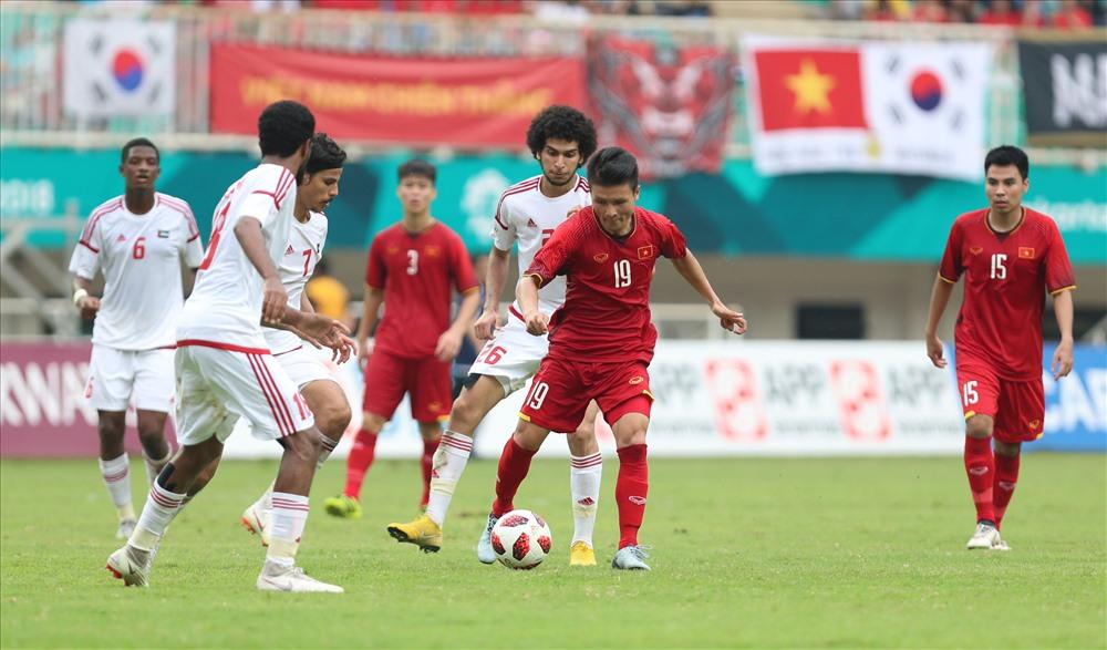 """Tuyển Việt Nam gặp lại trọng tài """"người quen"""" ở trận đấu với UAE. Ảnh: Đ.Đ"""