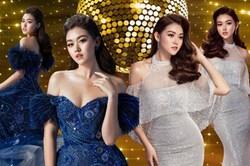 Á hậu Tường San nói gì khi dừng chân top 8 Hoa hậu Quốc tế 2019?